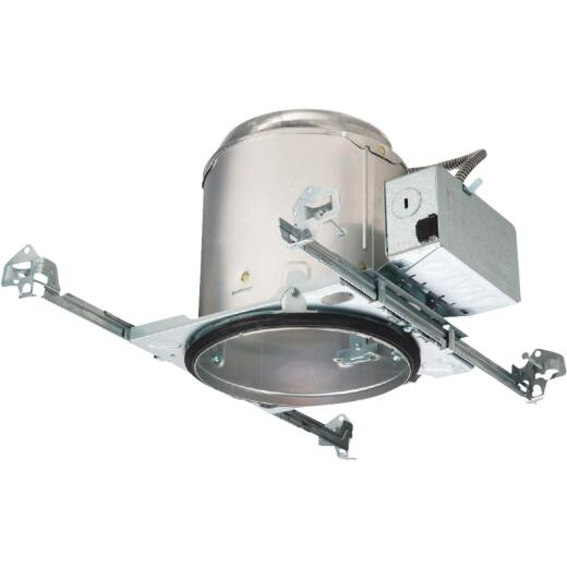 Halo Air-Tite 6 In. New Construction IC/Non-IC Rated Recessed Light Fixture