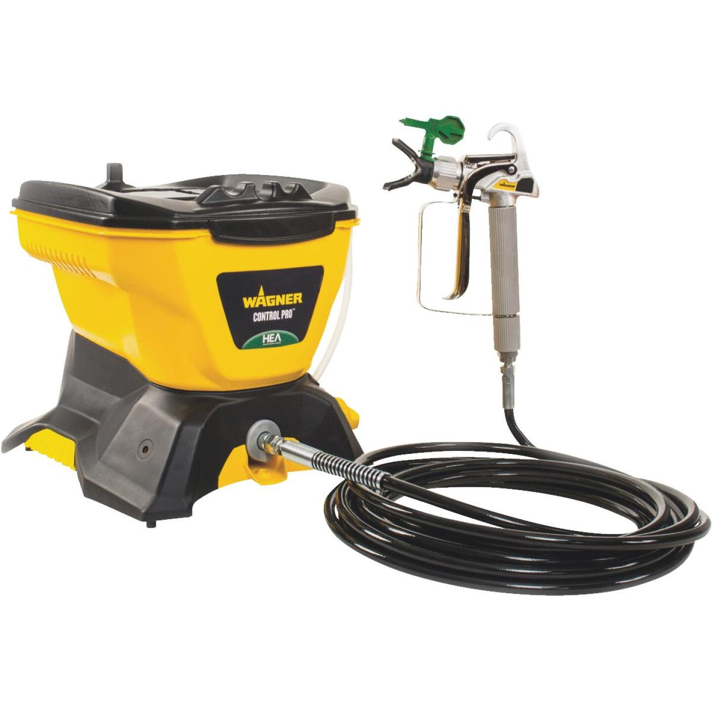 Wagner Control Pro 130 High Efficiency Airless Paint Sprayer Image 1